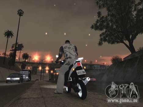 Belle Finale ColorMod pour GTA San Andreas neuvième écran