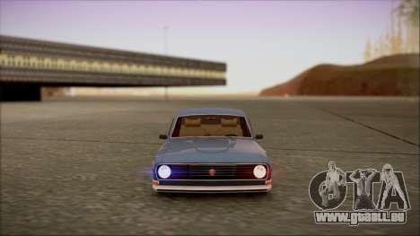 Reflective ENBSeries v2.0 pour GTA San Andreas quatrième écran