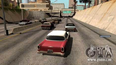 Nouvelles de l'ombre sans perdre de FPS pour GTA San Andreas huitième écran