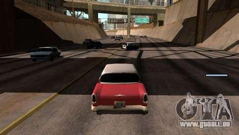 Nouvelles de l'ombre sans perdre de FPS pour GTA San Andreas sixième écran