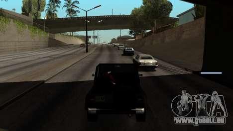 Nouvelles de l'ombre sans perdre de FPS pour GTA San Andreas neuvième écran