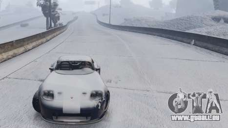 GTA 5 GTA V Online Snow Mod sechster Screenshot
