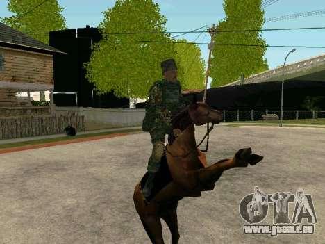 Kuban-Kosaken - für GTA San Andreas achten Screenshot