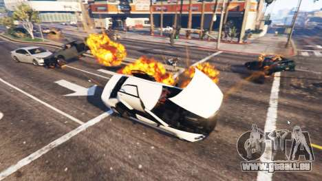Chaos pour GTA 5