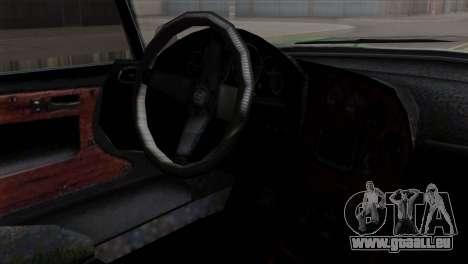 GTA 5 Grotti Stinger GT v2 für GTA San Andreas rechten Ansicht