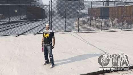 GTA 5 GTA V Online Snow Mod zweite Screenshot