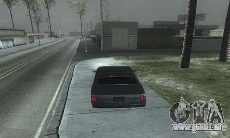 Beautiful ENB + Colormod 1.3 für GTA San Andreas achten Screenshot