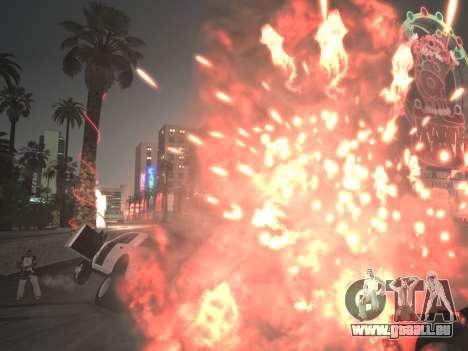 Schönes Finale ColorMod für GTA San Andreas