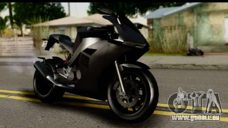 GTA 5 Carbon RS für GTA San Andreas