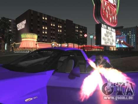 Belle Finale ColorMod pour GTA San Andreas