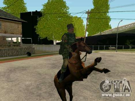 Kuban-Kosaken - für GTA San Andreas siebten Screenshot