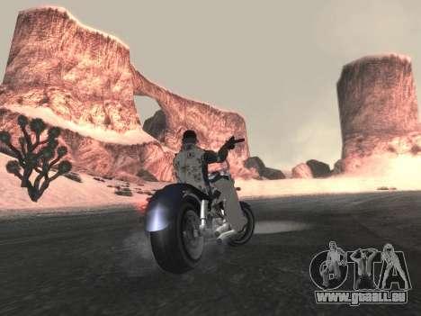 Belle Finale ColorMod pour GTA San Andreas sixième écran