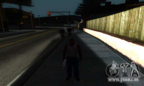 ENB 1.5 & Wonder Timecyc für GTA San Andreas siebten Screenshot