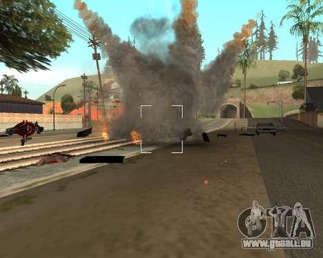 Good Effects v1.1 pour GTA San Andreas cinquième écran