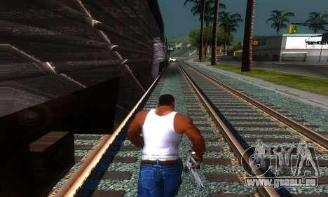 ENB 1.5 & Wonder Timecyc pour GTA San Andreas huitième écran