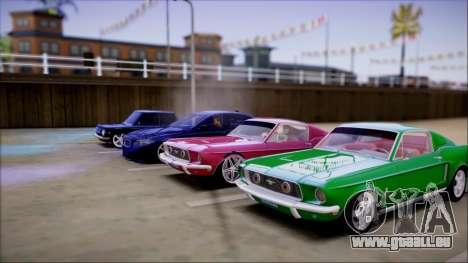 Reflective ENBSeries v2.0 für GTA San Andreas zweiten Screenshot