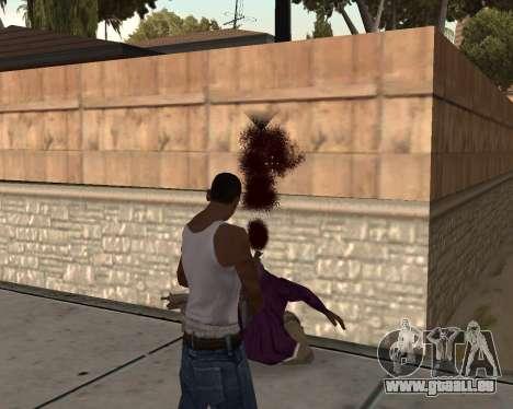 Good Effects v1.1 pour GTA San Andreas troisième écran