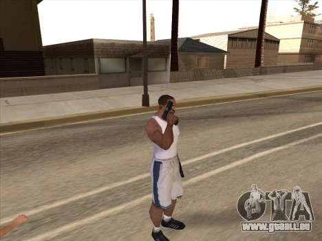 Große russische Waffen für GTA San Andreas her Screenshot