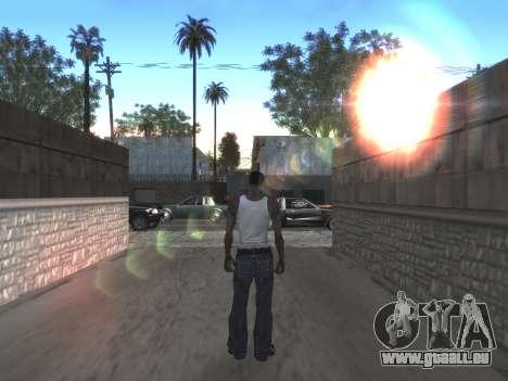 Belle Finale ColorMod pour GTA San Andreas dixième écran