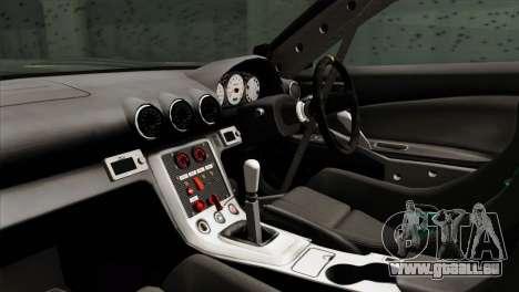 Nissan Silvia S15 Hunter pour GTA San Andreas vue de droite