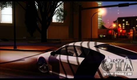 ENB J.F ProjeT 3.0 für GTA San Andreas her Screenshot