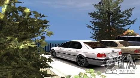 BMW 750i e38 1994 Final für GTA 4 Räder