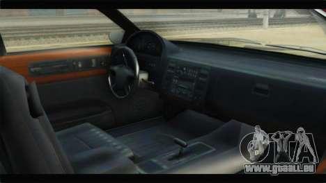 GTA 5 Dundreary Stretch IVF pour GTA San Andreas vue de droite