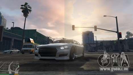 Sharp Vibrant Realism (Custom ReShade) pour GTA 5