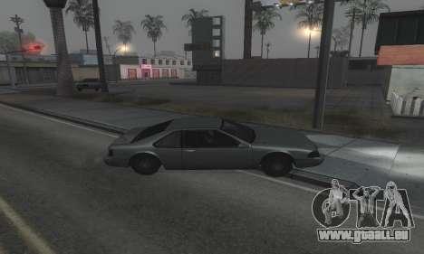 Beautiful ENB + Colormod 1.3 für GTA San Andreas her Screenshot
