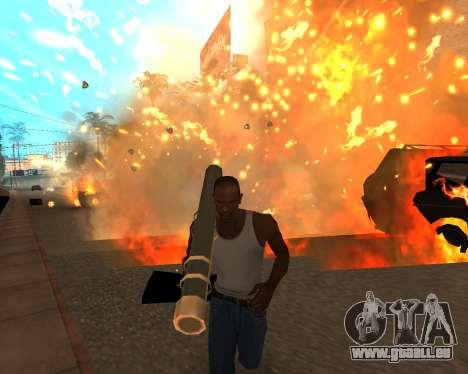 Good Effects v1.1 pour GTA San Andreas onzième écran