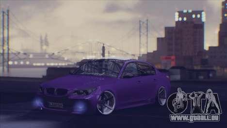 Real Live ENB pour GTA San Andreas troisième écran