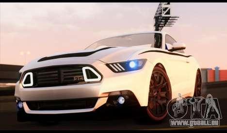 ENB Pavanjit v4 pour GTA San Andreas deuxième écran
