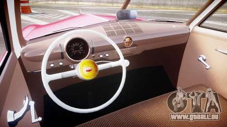 Ford Business 1949 v2.2 für GTA 4 Rückansicht