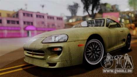 Toyota Supra Turbo (JZA80) 1998 FF7 Edition pour GTA San Andreas