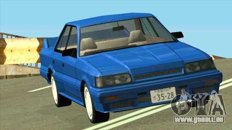 Nissan Skyline R31 pour GTA San Andreas