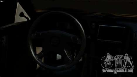 Opel Astra GSI 2.0 pour GTA San Andreas vue de droite
