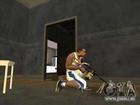 PCM de Battlefield 2 pour GTA San Andreas deuxième écran