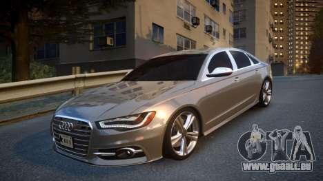 Audi S6 v1.0 2013 für GTA 4