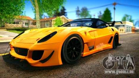 Pavanjit ENB v3 für GTA San Andreas zweiten Screenshot