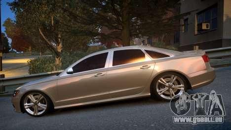 Audi S6 v1.0 2013 für GTA 4 linke Ansicht