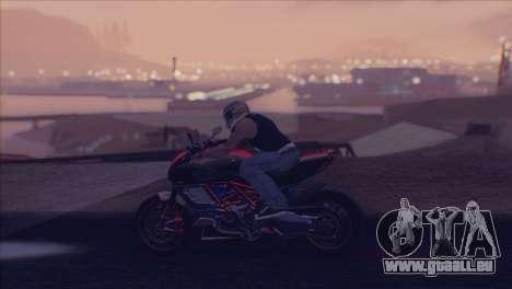 Real Live ENB pour GTA San Andreas sixième écran