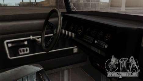 GTA 5 Lampadati Casco IVF für GTA San Andreas rechten Ansicht