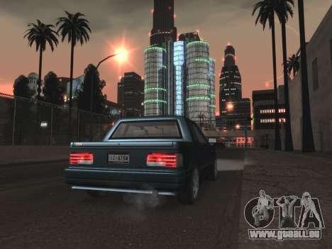 Belle Finale ColorMod pour GTA San Andreas troisième écran