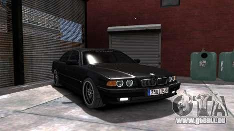 BMW 750i e38 1994 Final für GTA 4