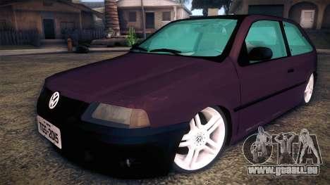Volkswagen Gol GTI pour GTA San Andreas