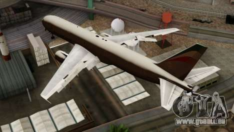 Boeing KC-767 Aeronautica Militare pour GTA San Andreas laissé vue