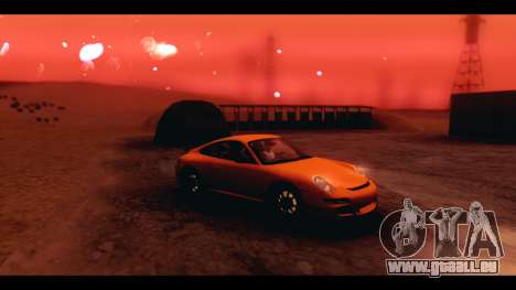 ENB v4 pour GTA San Andreas deuxième écran