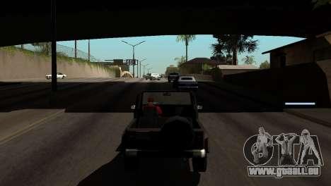 Nouvelles de l'ombre sans perdre de FPS pour GTA San Andreas dixième écran