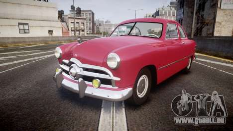 Ford Business 1949 v2.2 pour GTA 4