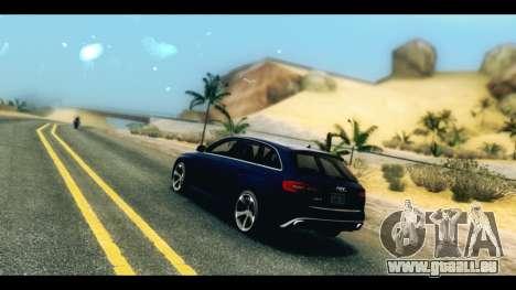 ENB v4 pour GTA San Andreas troisième écran